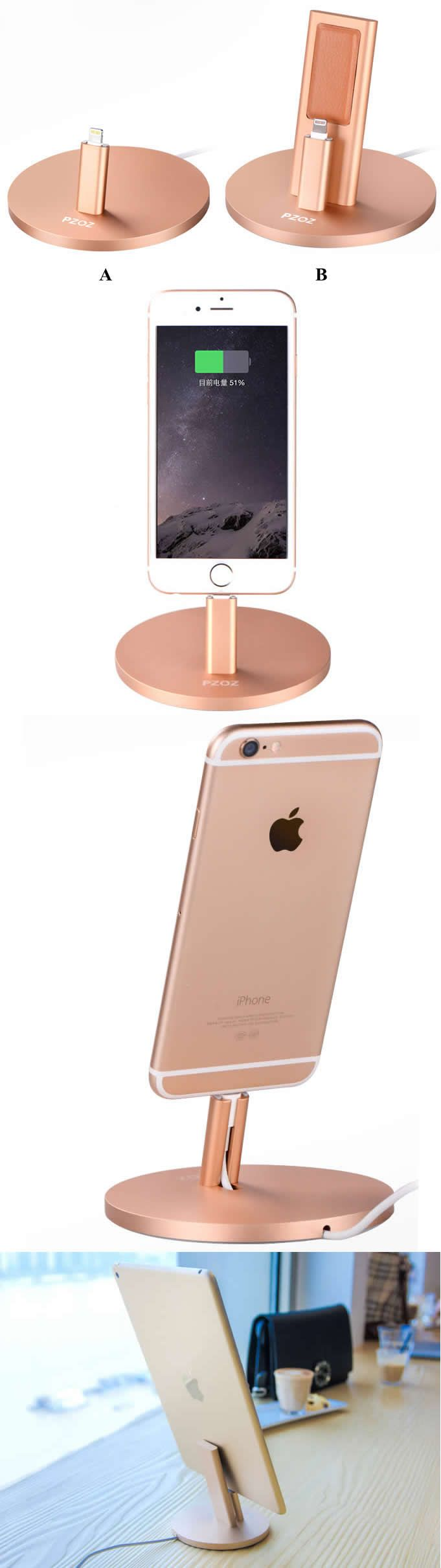 iPhone iPad Desktop Charging Station
