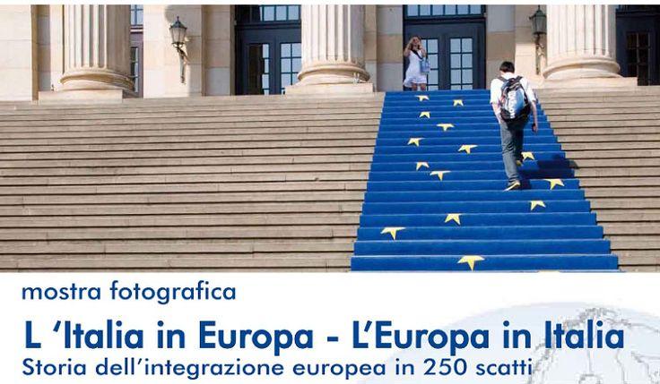 """Saranno inaugurate sabato 19 ottobre, presso lo spazio espositivo di San Francesco della Scarpa a Lecce, alle ore 10.30, le mostre """"L'Italia in Europa-l'Europa in Italia. Storia dell'integrazione europea in 250 scatti"""" e  """"La cittadinanza in Europa dall'antichità ad oggi"""" http://www.pugliaglam.tv/eventi/item/802-al-via-a-lecce-due-mostre-fotografiche-per-scoprirsi-cittadini-europei"""