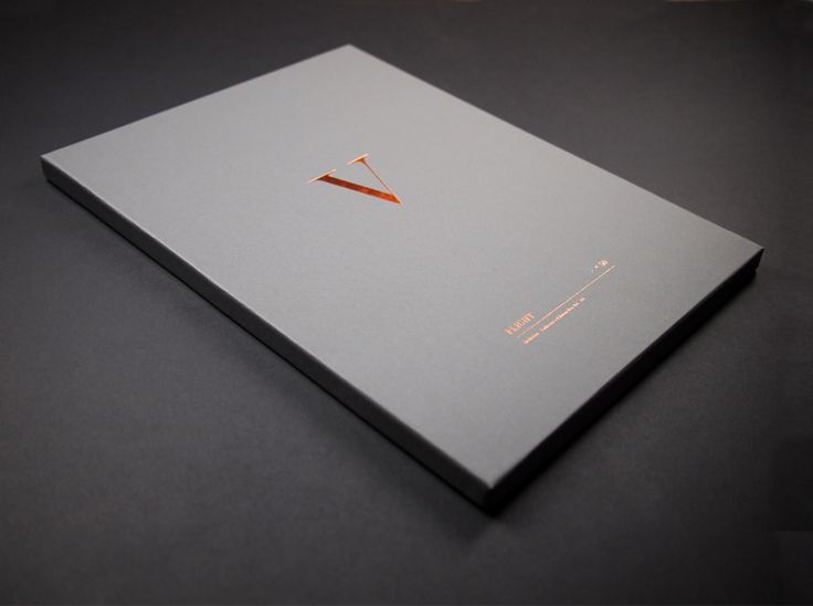 Presentation Box covered in Colorplan