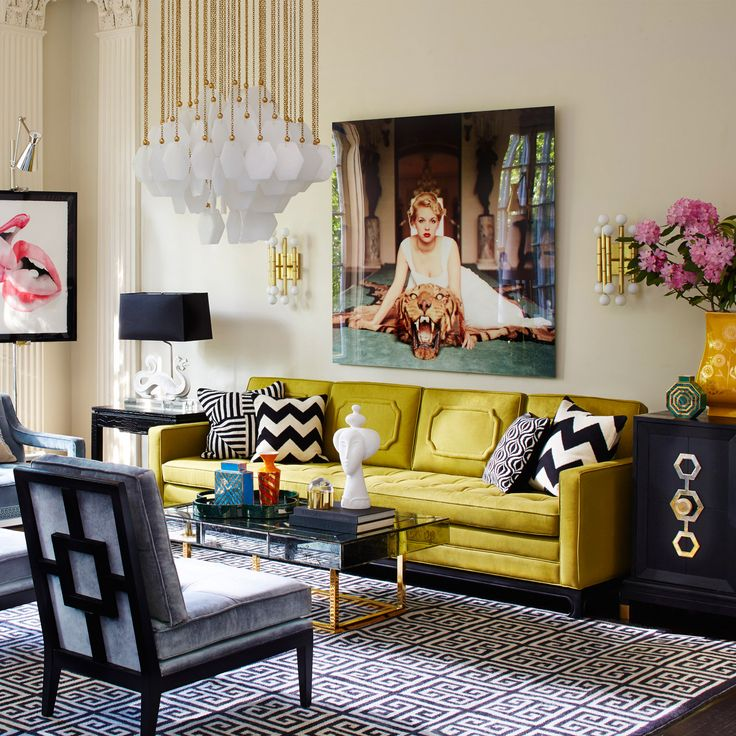 the jonathan adler nixon slipper chair delivers fabulously modern style to contemporary bedrooms and living rooms accented with stylish stitching details - Jonathan Adler Living Room