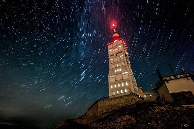 The world through my eyes: The Mont Ventoux under the stars