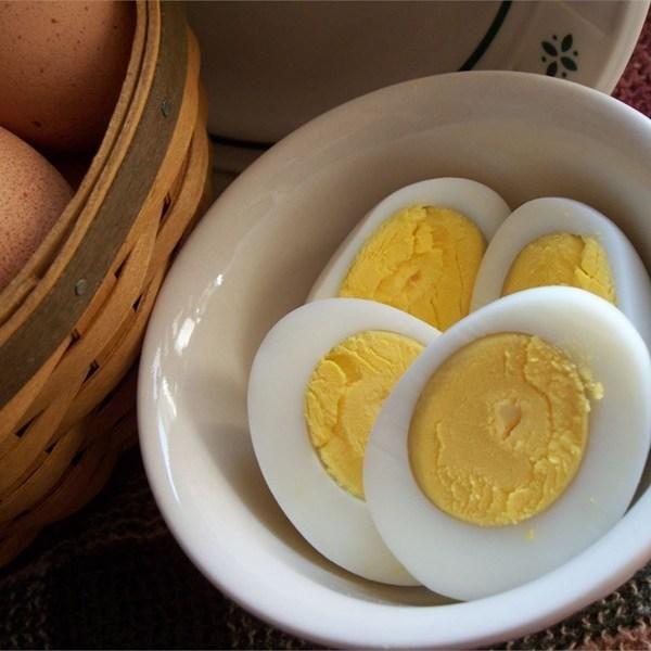 Best 25 Baked hard boiled eggs ideas on Pinterest  Hard boiled