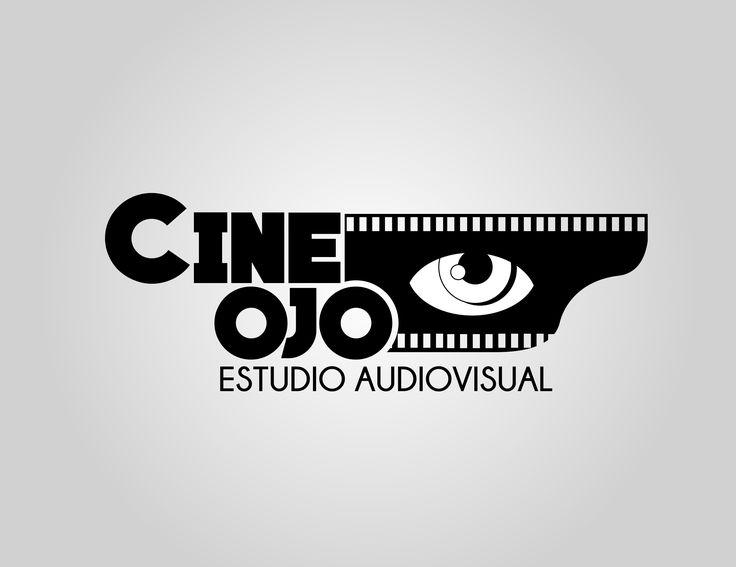 #Cine Ojo #logo