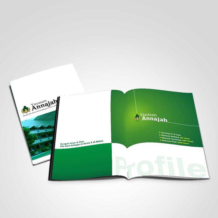 Desain Company Profile Yayasan An Najah oleh www.SimpleStudioOnline.com | Order desain company profile >> WA : 0813-8650-8696
