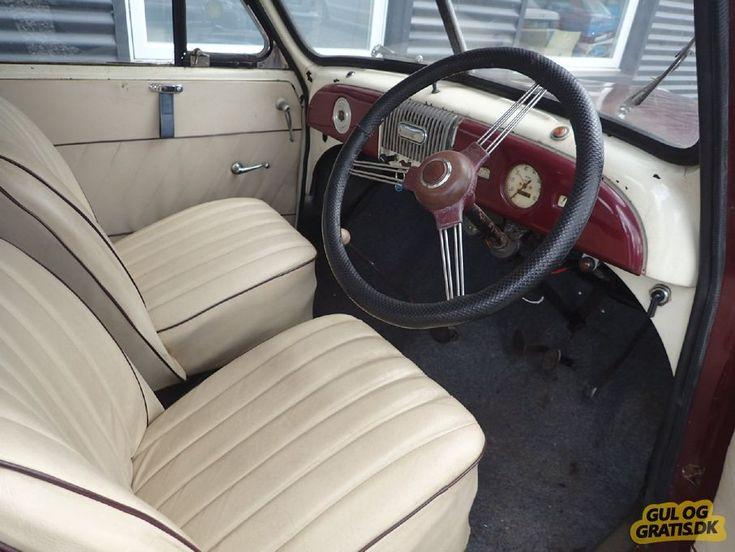 Minor 1000 Cabriolet Billede 3
