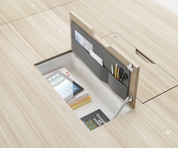 Team table Deck Design by Aitor Garcia de Vicuna
