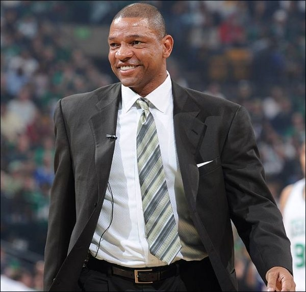 Image detail for -Coach Doc Rivers of Celtics