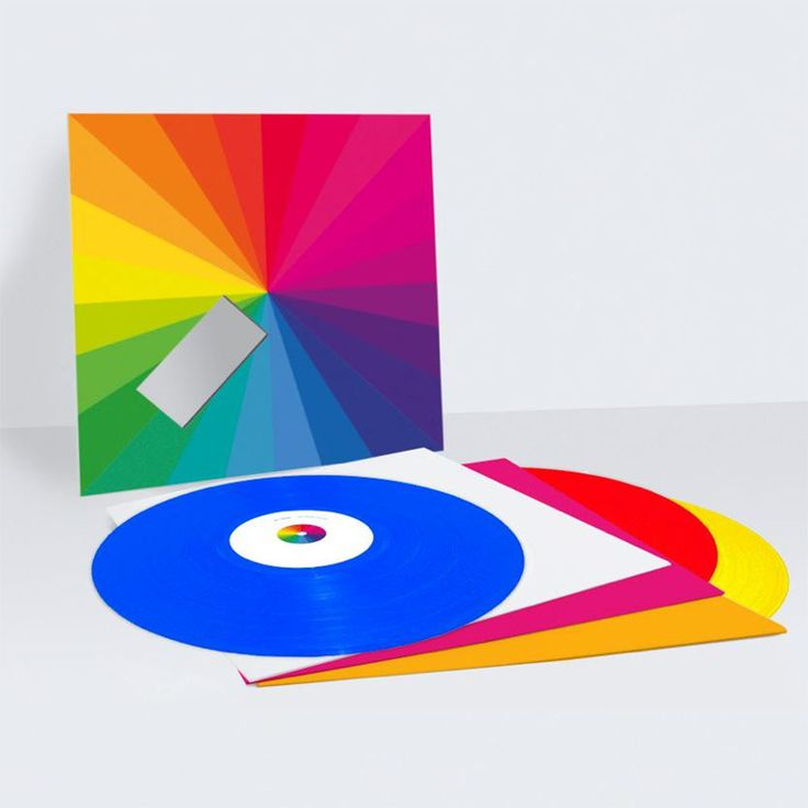 Jamie XX – In Colour // Young Turks [Colored Vinyl]