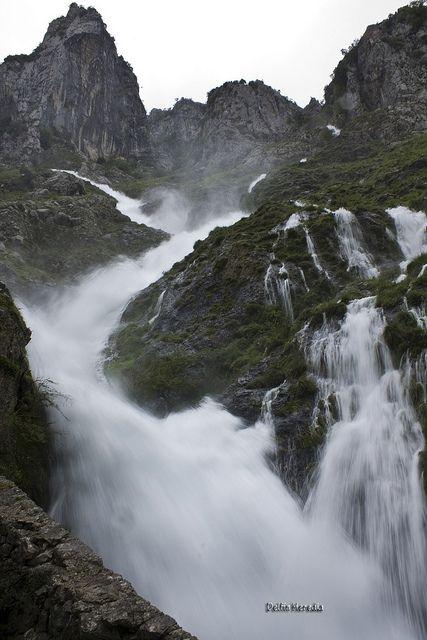 Poncebos, Picos de Europa   Asturias