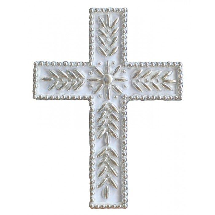 Σταυρός για δίσκο μνημοσύνου κριθαράκι 18.5x13.5 | Εφοδιαστική