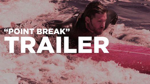 POINT BREAK Trailer #2 // starring Teresa Palmer, Luke Bracey, Ray Winstone, Édgar Ramírez