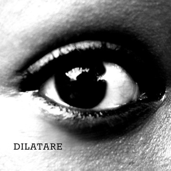 The Kemistry EP cover for Dilatare (Designed by Ana Pryor http://www.anapryor.co.uk/) - MY EYEBALL.