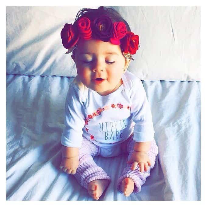 Image Decouverte Par S A M I R سمير Decouvrez Et Enregistrez Vos Images Et Videos Sur We Heart Cute Little Baby Girl Cute Kids Pics Cute Little Baby