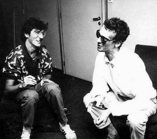 Charly Garcia & Spinetta