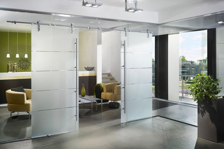 sliding interior french doors with see thru mirrors - Google Search