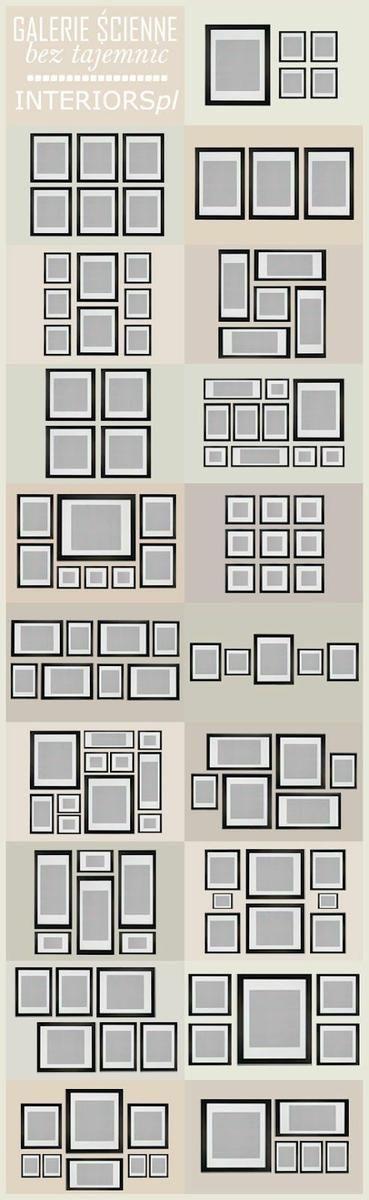 Ideas para acomodar tus cuadros decorativos