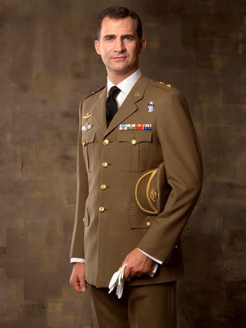 Spain's new monarch H.M. King Felipe VI, ascended the throne on June 19, 2014 according to an Act in the Cortes.