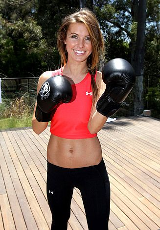 Audrina Patridge Exercise and Eating plan