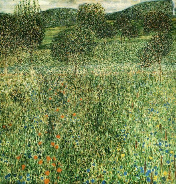 Dappledwithshadow Gustav Klimt