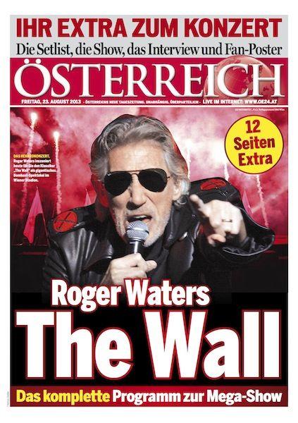 The Wall in ÖSTERREICH