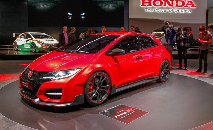 The 2014 Honda Civic Type R concept has a great engine specs. With the Honda 2,0 liter turbocharged machine and direct injection engine, thi...