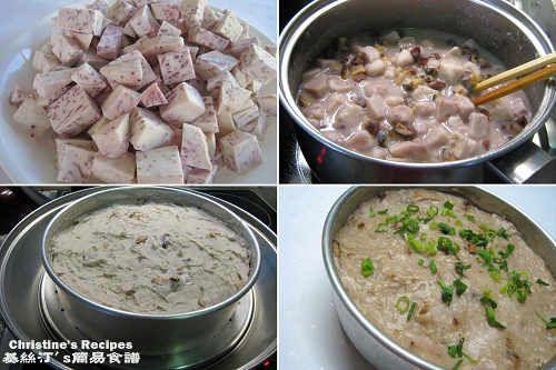 One of my favorite Dim Sum dishes: Chinese New Year Taro Cake