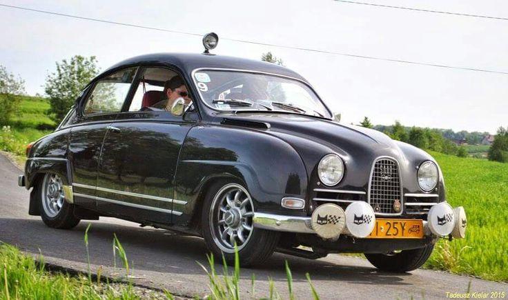 Saab 96 two stroke