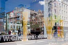 Chelsea#tapete #tapeten #fotograf #design #urban #fotograf #spiegelung #architektur