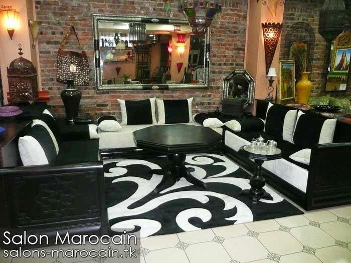 Le salon marocain d 39 aujourd 39 hui est magnifique de toutes for K meuble salon marocain