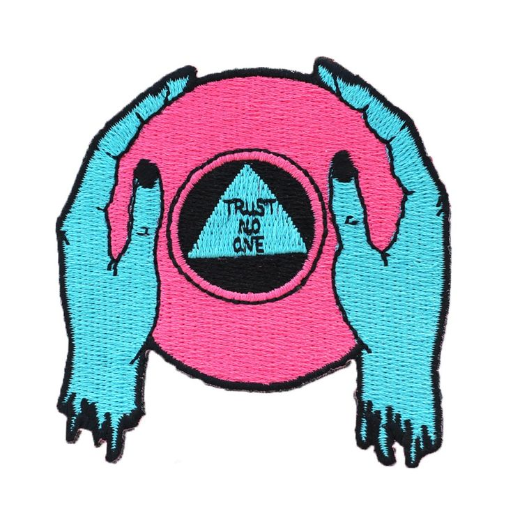 Image of Magic 8 Ball Patch