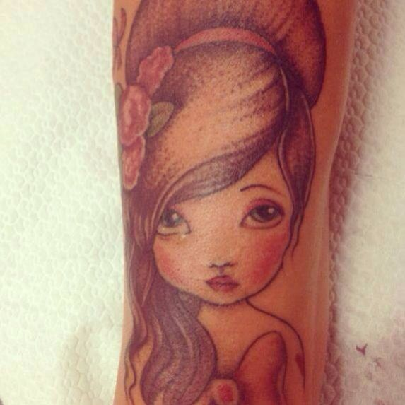 Little Anne from Raul Guerra