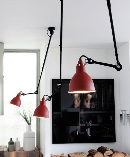 For desk lighting