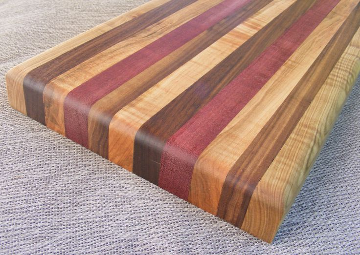 Learn how to make your first wooden cutting board in 11 easy steps.