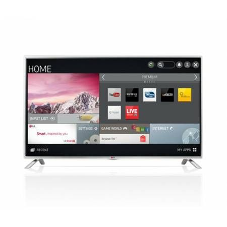"""55"""" WIFI SMART LED TV - $649   Model# 55LB6100  Freely share and access various content on different devices, whether you are in or outside your home. Smart Share™ make it simple to connect devices within the house. With your own account, a simple log in can let you access your entertainment away from home.  http://www.newcountryappliances.com"""