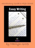 No busywork, user-friendly writing guides from 7SistersHomeschool.com:  Introductory Guide to High School Essay Writing