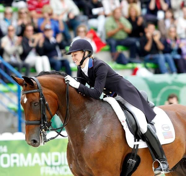 Anybody else excited for the 2016 #SummerOlympics? We are, and so is American rider Laura Graves of Oviedo, Florida. Graves and her horse, Verdades, have overcome many challenges on their #RoadToRio. (Photo via Dressage-News)          #Horse #Horses #Animals #HorseRiding #HorseLover #RiderHour #HorseLove #HorseRider #HorseJumping #Horseback #HorseLovers #HorseoftheDay #EquineSolutions #Equine #Equestrian