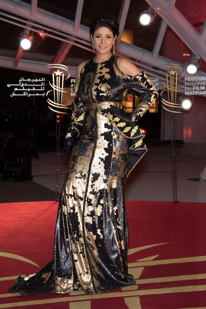 Leila Hadioui - Moroccan actress and tv personality