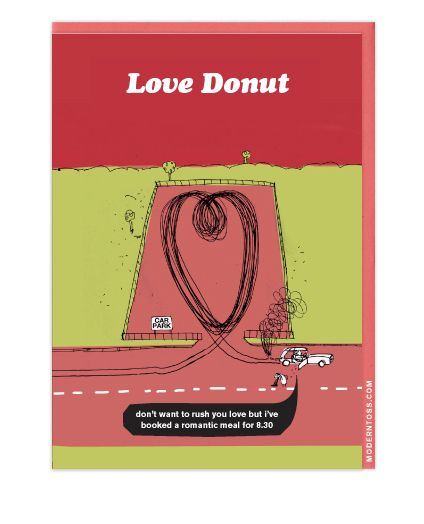 36 best Modern Toss Valentine\'s Day Cards images on Pinterest ...