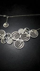 Necklace || Silver Filigree
