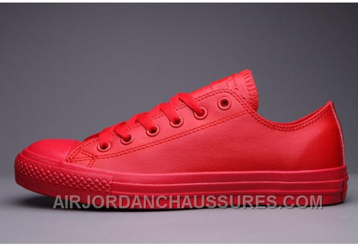 http://www.airjordanchaussures.com/classic-all-star-all-red-converse-chuck-taylor-all-star-leather-low-discount-naefk.html CLASSIC ALL STAR ALL RED CONVERSE CHUCK TAYLOR ALL STAR LEATHER LOW TOP DEALS JDZTF Only 60,00€ , Free Shipping!