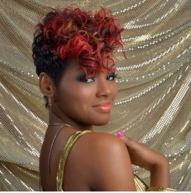 Strange 1000 Images About Hairstyles By Salon Pk Jacksonville Florida On Short Hairstyles For Black Women Fulllsitofus