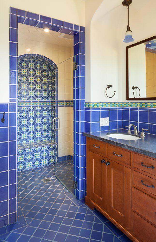 24 besten hand painted tile bilder auf pinterest, Badezimmer