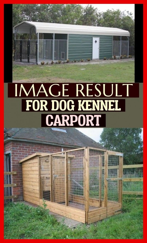 Image Result For Dog Kennel Carport Dogkenneloutdoor Bild Ergebnis Fur Dog Kennel Carport Decordogkenneloutd Wooden Dog Kennels Dog Kennel Cover Dog Kennel