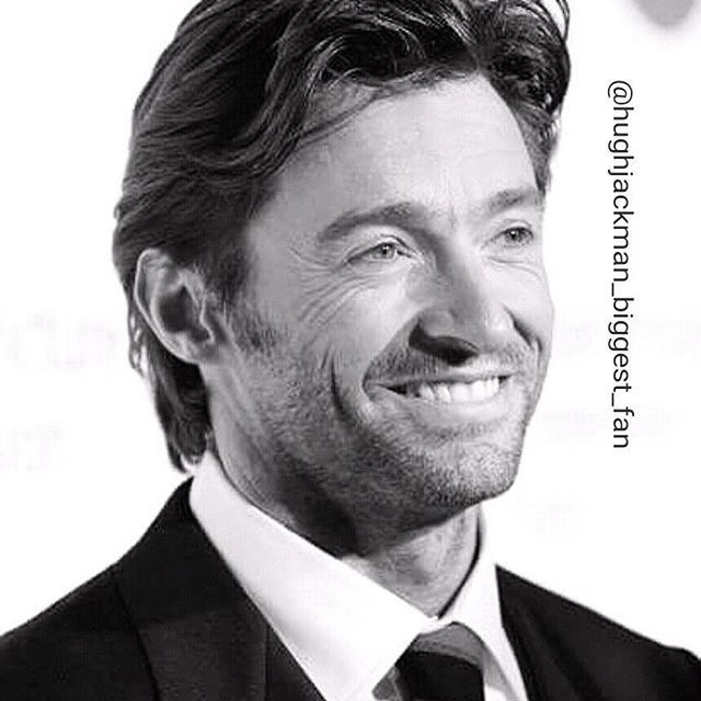 Beautiful smile  #thehughjackman #hughjackman #actor #hollywood #australian #sexiestmanalive #man #musical #dancer #singer #talent #famous #unbeatable #beautiful #goodlooking #handsome #cool #warmhearted #friendly #attractive #fit #smile #hairstyle #inagoodmood