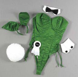 Classic 1960's Bunny Costume
