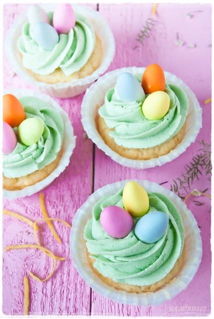 Easter Cupcakes Idea: Easter Cakes, Πασχαλινά Cupcakes, Sugar Buzz, Cupcake Ideas, Easter Cupcakes, Easter S Ideas, Adorable Easter