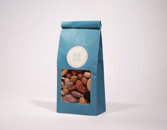 Packaging of the World: Creative Package Design Archive and Gallery: Nuts & Co.