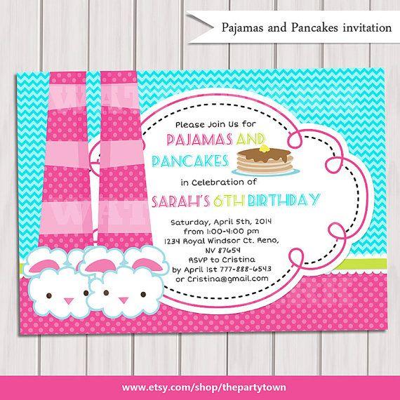 The 25+ best Slumber party invitations ideas on Pinterest - celebration invitations templates