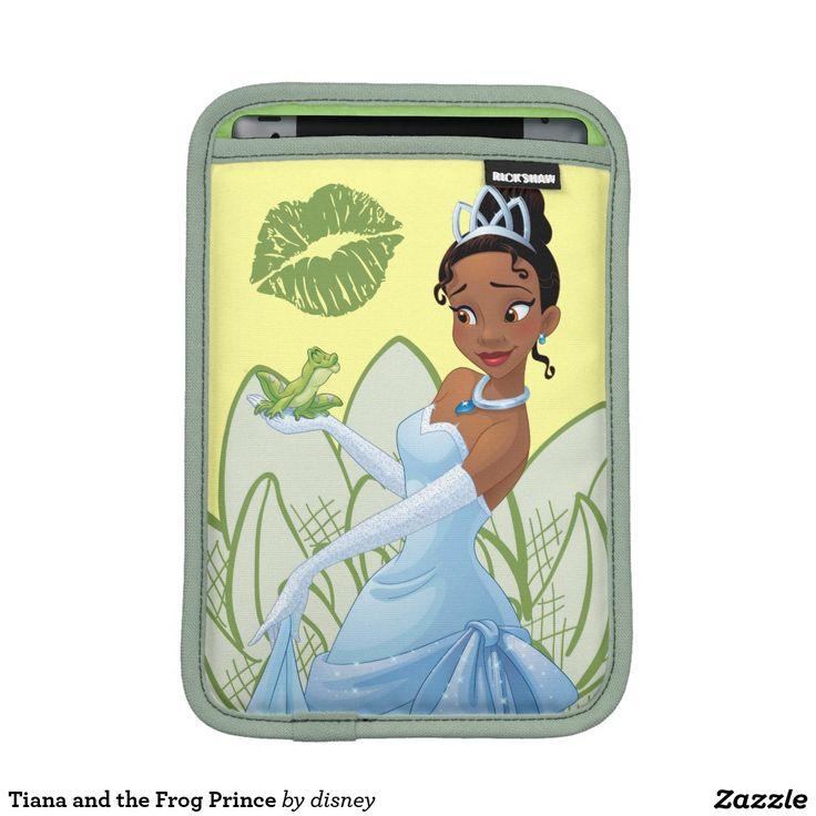 Tiana and the Frog Prince iPad Mini Sleeve