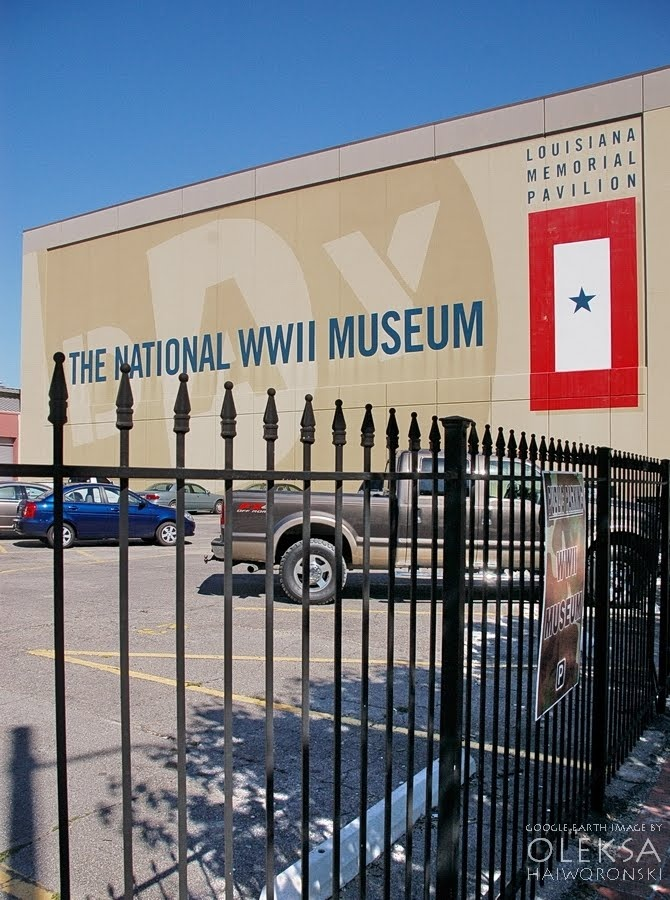 21 best wwii museum nola images on pinterest world war for Best museums in new orleans